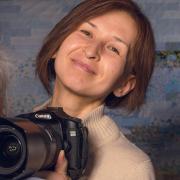 Фотосессия с ребенком в студии - Балтийская, Алия, 45 лет