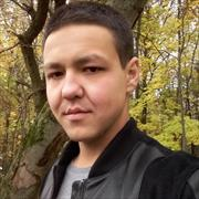 Пирсинг губы, Виктор, 27 лет