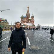 Остекление балкона с выносом в Астрахани, Рамиль, 29 лет