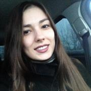 Обучение бизнес тренера в Оренбурге, Анастасия, 27 лет