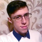 Верстка одностраничного сайта, Илья, 23 года