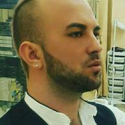 Пластические гримеры, Анатолий, 30 лет