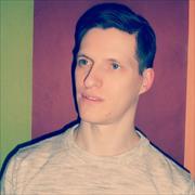 Продвижение групп, Юрий, 36 лет