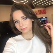 Smoky eyes, Анастасия, 29 лет
