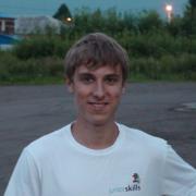Постер по фотографии в Томске, Алексей, 21 год