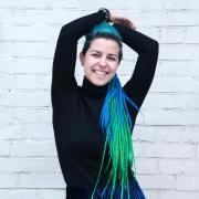 Окрашивание волос, Ирина, 26 лет