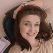 Верстка меню сайта, Евгения, 39 лет
