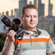 Автомобильные фотографы, Дмитрий, 36 лет