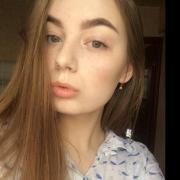 Услуги промоутеров в Омске, Анастасия, 21 год