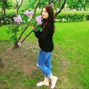 Наращивание ресниц, Виктория, 28 лет