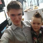 Уборка офисов в Ижевске, Андрей, 21 год