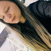 Фотосессия портфолио в Астрахани, Ксения, 23 года