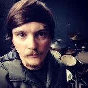 Обучение на барабанах, Антон, 36 лет