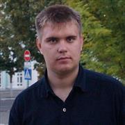 Доставка документов в Воронеже, Макс, 29 лет