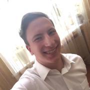 Промышленный клининг в Перми, Александр, 22 года