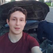 Ремонт MacBook, Вячеслав, 23 года
