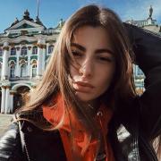 Цены заполнения профиля в Instagram, Екатерина, 23 года