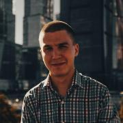 Создание макета сайта, Иван, 21 год
