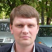 Доставка продуктов из магазина Зеленый Перекресток - Студенческая, Виталий, 41 год