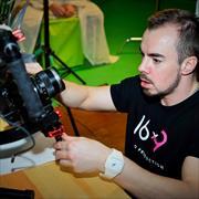 Фотосессия с ребенком в студии в Высоковске, Антон, 34 года