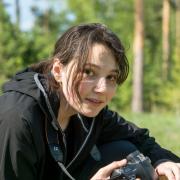 Съёмка с квадрокоптера в Челябинске, Дарья, 20 лет