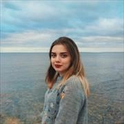 Парикмахеры в Самаре, Анастасия, 21 год