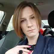 Наращивание ногтей на формах, Ирина, 35 лет