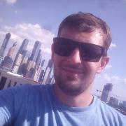 Бригада каменщиков, Александр, 29 лет