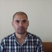 Покраска окон, Василий, 42 года
