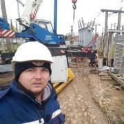 Прокладка кабеля в траншее, Сергей, 32 года