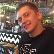 Доставка из магазина Leroy Merlin - Косино, Максим, 28 лет