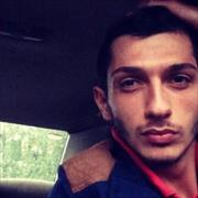 Креативная стрижка, Амир, 29 лет