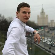 Доставка продуктов в рестораны, Георгий, 26 лет