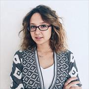 Репетитор по корейскому языку, Марина, 25 лет