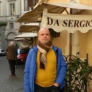 Сопровождение сайта, Сергей, 43 года