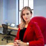 Юристы у метро Смоленская, Елизавета, 25 лет