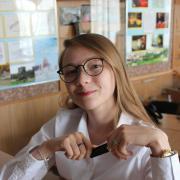 Обслуживание аквариумов в Томске, Наталья, 20 лет
