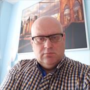 Заказать минивэн в Шереметьево, Андрей, 57 лет