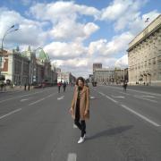 Взыскание долгов в Новосибирске, Влада, 26 лет