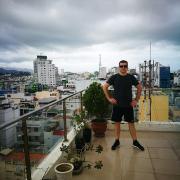 Сверление отверстий в кирпичной стене, Никита, 34 года