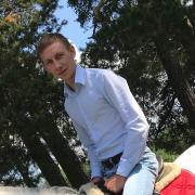 Курьер на 1 неделю в Нижнем Новгороде, Яков, 25 лет