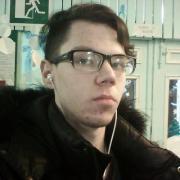 Курьерская служба в Томске, Кирилл, 22 года