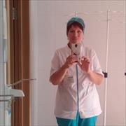 Талассотерапия, Елена, 53 года