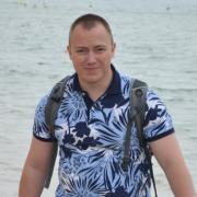 Юристы у метро Охотный Ряд, Михаил, 34 года