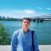 Личный тренер в Новосибирске, Денис, 21 год