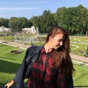 Обучение фотосъёмке в Нижнем Новгороде, Екатерина, 19 лет