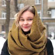 Репетитор по корейскому языку, Эвелина, 21 год