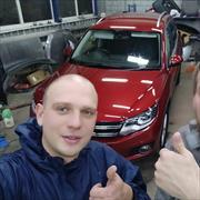 Ремонт рулевых реек Mercedes, Александр, 31 год