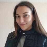 Обучение иностранным языкам в Новосибирске, Виктория, 23 года