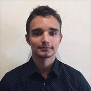 Подготовка кKET, Денис, 25 лет